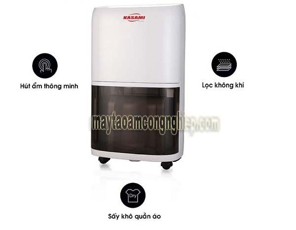 công dụng máy hút ẩm