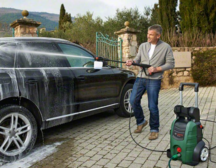 1 triệu mua được máy rửa xe gia đình loại nào? Có tốt không?