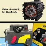 Lý do máy rửa xe mô tơ cảm ứng từ đang được sử dụng nhiều hiện nay