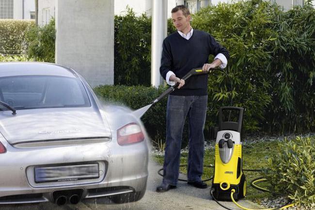 Máy rửa xe gia đình được yêu thích