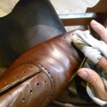 Giày bị mốc – cách làm sạch đơn giản?