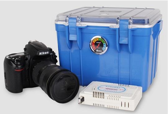 Lý do nên sử dụng máy hút ẩm mini cho máy ảnh