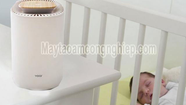 nhiệt độ phòng cho trẻ sơ sinh mua đông