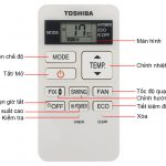 Cách chỉnh máy lạnh Toshiba tăng hiệu quả làm mát nhanh nhất