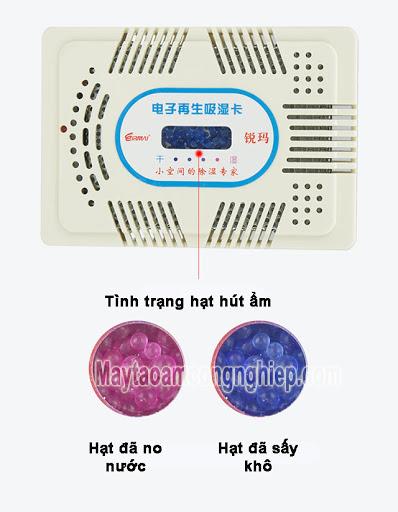 cách sử dụng hộp hút ẩm