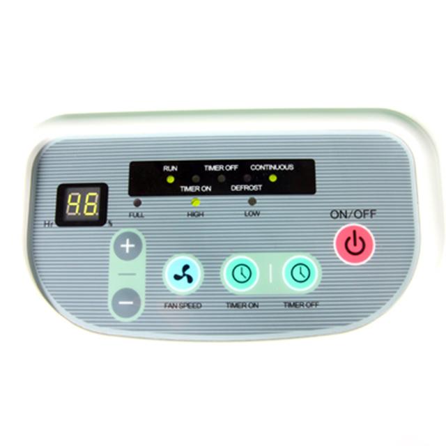 cách sử dụng máy hút ẩm fujie HM-650EB hiệu quả