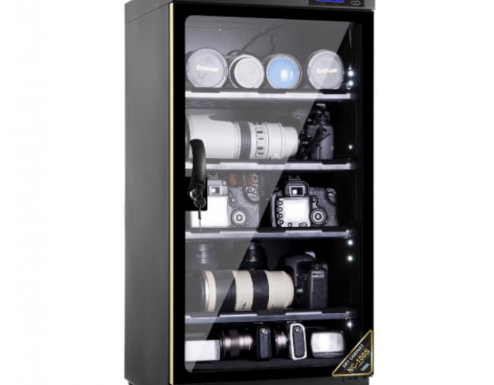 Sự cần thiết của tủ bảo quản máy ảnh trong thời tiết có độ ẩm cao