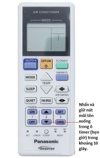 Chuyển độ F sang độ C điều hòa Panasonic bạn có biết?