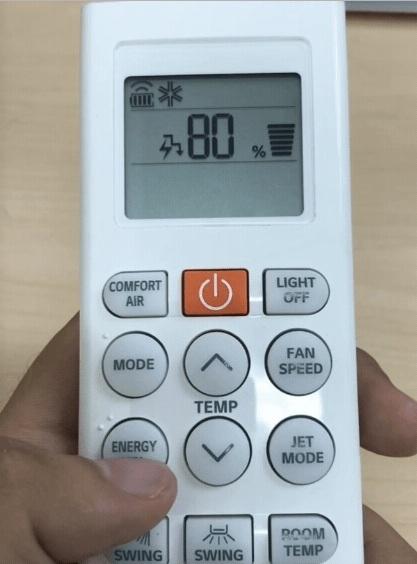 chức năng tiết kiệm điện của điều hòa LG