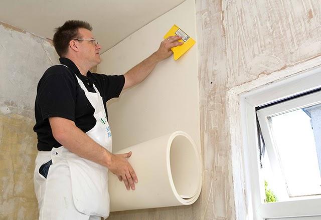Giấy dán tường sẽ cực kỳ phù hợp cho bạn