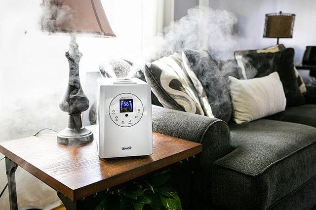 máy tạo độ ẩm trong phòng điều hòa
