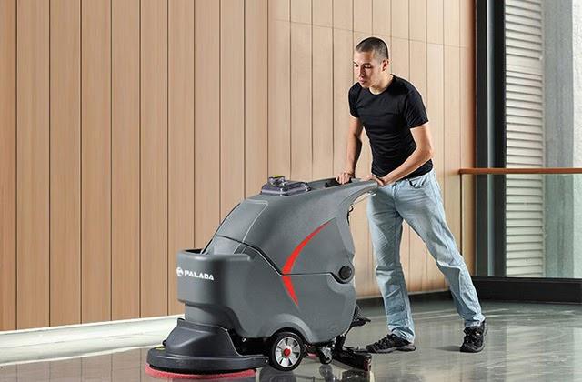 Cách sử dụng máy chà sàn đúng chuẩn kỹ thuật