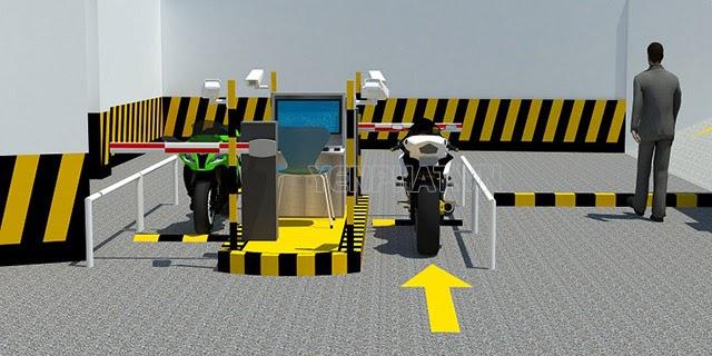 Bãi đỗ xe máy thông minh là gì? Lợi ích của bãi đỗ xe máy thông minh