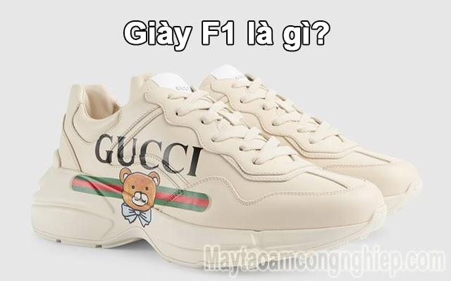 Giày F1 là gì? Có nên mua giày F1, SF, Rep không?