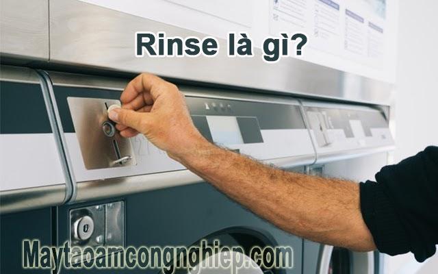 Rinse là gì? Tìm hiểu về các chế độ của máy giặt hiện nay